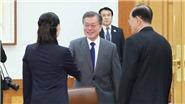 Tổng thống Hàn Quốc cho biết, sẽ thăm Bình Nhưỡng sau khi thu xếp xong các công việc cần thiết