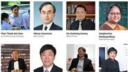 Hai nhà khoa học Việt Nam nằm trong danh sách 100 nhà khoa học châu Á 2018
