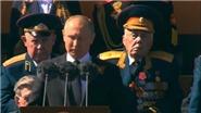 Tổng thống Nga Putin đọc diễn văn tại Quảng trường Đỏ: 'Ngày Chiến thắng là một ngày thiêng liêng'