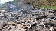 Bắt kẻ hiếp dâm không thành, thảm sát 4 người, đốt nhà tại Cao Bằng