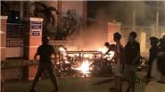 Bắt tạm giữ một số đối tượng quá kích, gây rối trật tự tại Phan Thiết, Bình Thuận