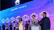Huawei Nova 3i với 4 camera AI chính thức ra mắt thị trường Việt Nam