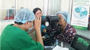 Chương trình mổ mắt từ thiện đến với người dân Bạc Liêu
