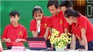 Học sinh Phú Thọ náo nức giao lưu tìm hiểu về biển, đảo Việt Nam
