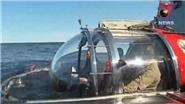 Tổng thống Putin lặn xuống đáy biển khám phá tàu ngầm