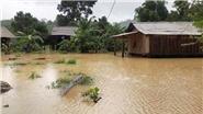 Mưa lũ gây nhiều thiệt hại tại Quảng Bình