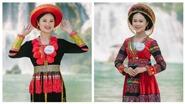 Dàn người đẹp Cao Bằng rực rỡ trong trang phục dân tộc