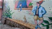 Đà Lạt có phố bích họa nghệ thuật vừa mở cửa phục vụ công chúng