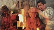 Khám phá 'kho báu' di sản phi vật thể Hà Nội (kỳ 8): Tự tay người mà thần, Phật hiện ra...