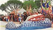 Khám phá 'kho báu' di sản phi vật thể Hà Nội (kỳ cuối): Lễ 'Đả Ngư' và múa 'Giảo Long' độc đáo ở Lệ Mật