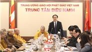 Dịch COVID-19: Giáo hội Phật giáo Việt Nam yêu cầu tăng ni cấm túc hết ngày 15/4