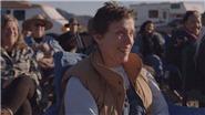 'Nomadland' đoạt Quả cầu Vàng 2021: Nữ chính McDormand nhắm tới giải Oscar thứ 3