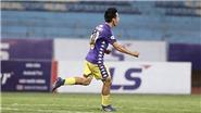 Thắng nhọc Hà Tĩnh, Hà Nội FC vươn lên nhì bảng
