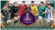 """Kết quả """"dự đoán World Cup có thưởng cùng Giovanni"""" trận Nga - Saudi Arabia"""