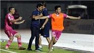 Quang Hải ghi bàn nhưng Hà Nội vẫn bị đứt mạch bất bại