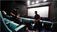 Nhiều rạp chiếu phim tại Trung Quốc hoạt động trở lại sau dịch COVID-19