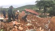 Sạt lở đất tại Quảng Trị vùi lấp 22 cán bộ, chiến sỹ của Đoàn Kinh tế Quốc phòng 337: Đã tìm thấy thi thể đầu tiên
