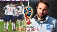 Tuyển Anh non kinh nghiệm nhất từ 1962 dự World Cup 2018