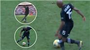 Phát sốt với pha đảo chân 360 độ khó tin của cầu thủ Nam Phi