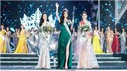 Cô gái Cao Bằng sinh năm 2000 Lương Thuỳ Linh đăng quang Hoa hậu Thế giới Việt Nam