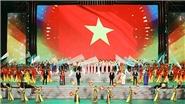 Chương trình nghệ thuật 'Khát vọng - Tỏa sáng'chào mừng thành công Đại hội XIII của Đảng