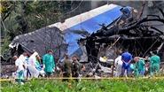Đồ họa vụ rơi máy bay ở Cuba: Số nạn nhân thiệt mạng gia tăng