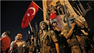 Vụ đảo chính ở Thổ Nhĩ Kỳ: Ra lệnh bắt giữ hơn 270 binh sĩ liên quan tới giáo sĩ Fethullah Gulen