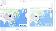Facebook đã bỏ hai quần đảo Hoàng Sa, Trường Sa ra khỏi bản đồ Trung Quốc