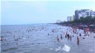 Thanh Hóa: Du lịch biển 'lên ngôi' trong ngày đầu nghỉ lễ