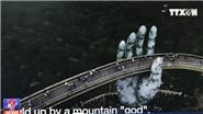 Cầu Vàng ở Đà Nẵng vào top 100 điểm đến tuyệt vời nhất thế giới
