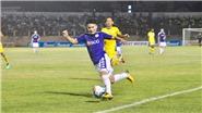 S.Khánh Hòa 0-0 Hà Nội FC: Quang Hải vô duyên, Hà Nội FC chưa thể phá dớp ở Nha Trang