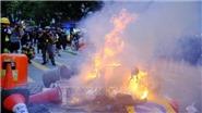 Trung Quốc yêu cầu Mỹ chấm dứt can thiệp tình hình tại Hong Kong