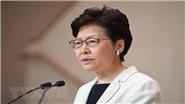 Trưởng Đặc khu hành chính Hong Kong tới Bắc Kinh