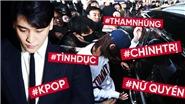 Bạo lực mạng xã hội vẽ thêm mảng tối trong thế giới K-pop
