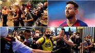Barcelona hỗn loạn: CĐV biểu tình phản đối Bartomeu, cầu khẩn Messi ở lại