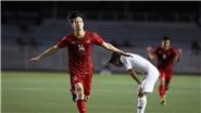 Bóng đá Việt Nam hôm nay 3/12: Trận U22 Việt Nam vs Singapore có thể bị hoãn vì bão