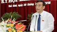 Quyết định nhân sự tỉnh Thái Bình, Bạc Liêu và Ngân hàng Chính sách xã hội