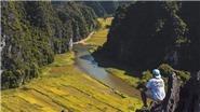 Hang Múa – địa danh đang được du khách nước ngoài 'check-in điên đảo'