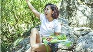 Thái Thùy Linh tiếp tục hành trình du ca đến Phong Nha Kẻ Bàng
