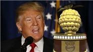Quyền lực như Tổng thống Mỹ Donald Trump cũng không thoát khỏi... đề cử Mâm xôi vàng 2019