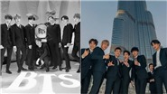EXO, BTS sánh bước cùng Lionel Messi, Dwayne Johnson, Thành Long nhận sao Danh vọng ở Dubai