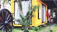 Trải nghiệm khách sạn bằng container đầu tiên tại Quảng Bình
