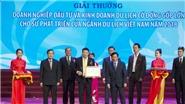 Sun Group lọt Top 5 doanh nghiệp đầu tư và kinh doanh du lịch hàng đầu Việt Nam