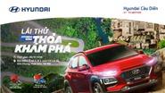 Lái thử Huyndai Kona - Thỏa khám phá tại Huyndai Cầu Diễn