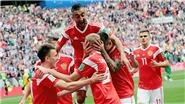 Xem TRỰC TIẾP Nga vs Ai Cập (1h00, ngày 20/6) ở đâu?