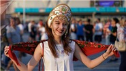 Saint Petersburg có nhiều fan nữ xinh đẹp nhất World Cup 2018