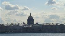 Hút hồn trước vẻ đẹp của sông Neva