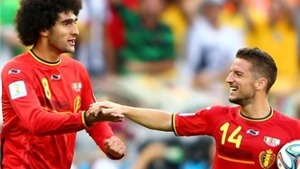 Bỉ: Rộ xu thế đặt tên con theo tên tuyển thủ