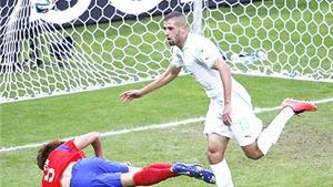 Đánh bại Hàn Quốc 4-2,  Algeria rộng cửa đi tiếp