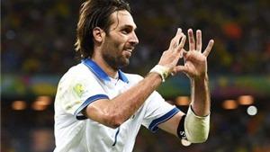 World Cup 2014: Bản hùng ca mang tên Hy Lạp